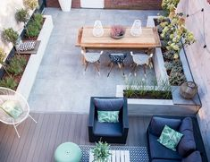 6 The Best Small Terrace Design Ideas For Your Minimalist Home
