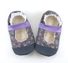Buy Now gray mary janes baby girl shoes flower booties grey and...