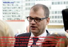 Sipilän äärioikeistohallitus on ollut koko Suomen historian ylivoimaisesti huonoin. Samalla Juha Sipilä on ylivoimaisesti huonoin pääministeri. Kansan mitta on nyt täysi. Kansa on kyllästynyt jatku…