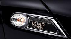 2013 Mini Clubman Bond Street Badge