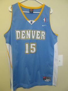 ce87e2f8c Carmelo Anthony - Denver Nuggets Authentic jersey - Nike Adult Large  Nike   DenverNuggets Denver