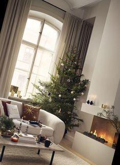 Christmas Decorations, Christmas Tree, Holiday Decor, Hm Home, Living Room, Design, Inspiration, Furniture, Home Decor