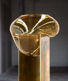 Héctor Esrawe, Emiliano Godoy and Brian Thoreen Glass Wall Art, Stained Glass Art, Artistic Installation, Luminaire Design, Art Object, Sculpture Art, Creations, Artwork, Illustration