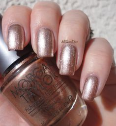Morgan Taylor Bronzed and Beautiful