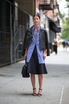 The best fall outfit inspiration from Fashion Week: