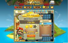 Inkazee deluxe: Monde 2 Niveau 4  score: 1 124 550 meilleur score: 2 645 025.    Inkazee deluxe  le jeu de match 3 - jeu de puzzle sur facebook https://apps.facebook.com/inkazeedeluxe/
