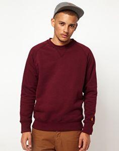 Carhartt Crew Sweatshirt Chase Classic -Size S £55