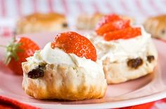 Learn how to make clotted cream, a billowy, luxurious cream to spread on English muffins with a little jam. A breakfast fit for the Queen! ?