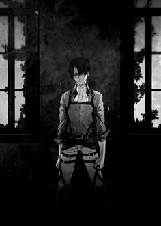 Levi | Shingeki no Kyojin || http://touch.pixiv.net/member.php?id=1080147 [please do not remove this caption with the source]