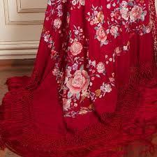 mantones de manila -