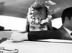 Anna Karina, Le Petit Soldat, Jean-Luc Godard, 1963.