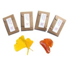 Amber Glow Scented Drawer Sachets, Autumn Candle Party Favors, Modern Home Fragrance, Yellow Mustard Brown Rustic Minimal #Autumn #HomeDecor #Sachets #Etsy #pebblecreekcandles, $12.00