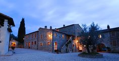 Umbria Italy, Brick, In This Moment, Dreams, Mansions, House Styles, Building, Places, Manor Houses