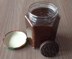 Recipe Oreo Aufstrich by learn to make this recipe easily in your kitchen machine and discover other Thermomix recipes in Saucen/Dips/Brotaufstriche. Oreo Dessert Recipes, Thermomix Desserts, Sweets Recipes, Bon Dessert, Dessert Sauces, Chutneys, Jam Recipes, Brunch Recipes, Sauce Dips