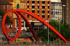 'The Wave', Newport, Gwent South Wales. My home town.