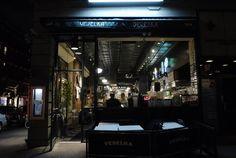 Veselka is a Ukrainian 24-hour restaurant in New York City's East Village.