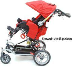 Convaid CuddleBug Transit Stroller / Pushchair | eSpecial Needs
