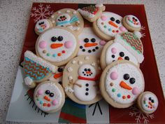 SweetBakedLove - This blog has some of the cutest cookies I've ever seen.