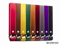 Nespresso accessories & colours