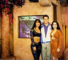 Selena in the show Padrisimo on Telemundo network Selena Quintanilla Perez, Buffy, Selena Mexican, Lake Jackson, Mexican American, Get Shot, Best Artist, Cute Woman, Michael Jackson