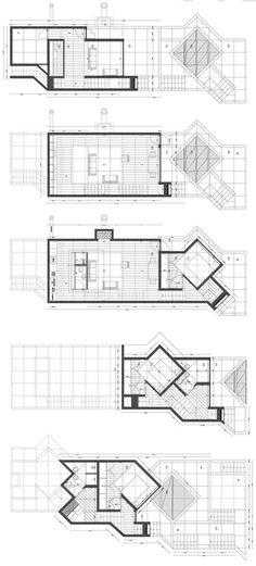 Tolo House by Alvaro Leite Siza - Incredible toilet to bidet relationship...