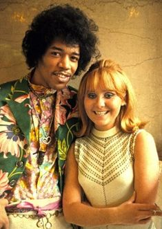 Jimi and Lulu