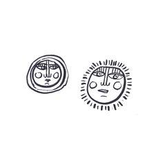 //\\ Hello Sun. Illustrations by Jennifer Talesfore