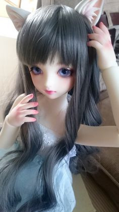 Anime Dolls, Bjd Dolls, Girl Dolls, Barbie Dolls, Pretty Dolls, Beautiful Dolls, Enchanted Doll, Smart Doll, Custom Dolls