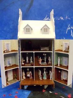 Septimus & Clarissa, dollhouse