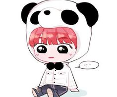 Colección de bts y exo chibi/anime fanart http://weheartit.com/EXO_and_BTS/collections/79379479-bts-fanart-chibi-anime