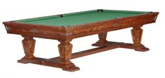 Brunswick Newbury Pool Table