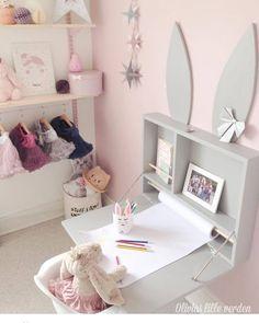Baby Bedroom, Baby Room Decor, Girls Bedroom, Bedroom Decor, Boys Bedroom Furniture, Kids Furniture, Kawaii Room, Little Girl Rooms, Interior Design Living Room