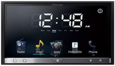 Pioneer AppRadio 2 double din head unit now available