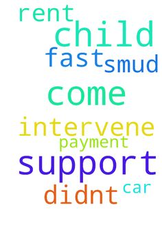 911 lord because my child support didn't come in I - 911 lord because my child support didnt come in I need you to intervene Smud rent car payment God help fast please  Posted at: https://prayerrequest.com/t/sly #pray #prayer #request #prayerrequest