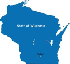 Wisconsin Online Historical Newspapers Summary from The Ancestor Hunt. #genealogy #newspapers