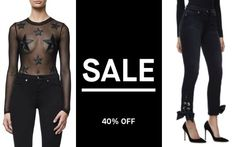 OMG GOOD AMERICAN LAUNCHES 40% SALE TODAY http://www.ilovejeans.com/omg-good-american-launches-40-sale-today/?utm_campaign=coschedule&utm_source=pinterest&utm_medium=ilovejeans.com%20-%20a%20jeans%20loving%20blog.&utm_content=OMG%20GOOD%20AMERICAN%20LAUNCHES%2040%25%20SALE%20TODAY Hark all 'Curvy Angels' Good American launches a 40% end of year sale on denim, bodysuits and sweats! Now's the time to grab yourself a pair of Good American jeans, as 40% is a massive saving …