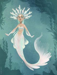 Mermaid by Rahm