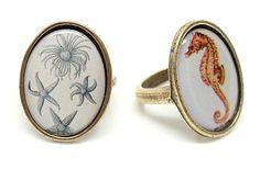 Sea Creature Ring