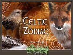In-depth descriptions for all 13 CELTIC ZODIAC SIGNS. Learn all about your Celtic Animal Zodiac meanings, personality & traits. Celtic Astrology, too!