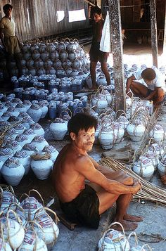 Fish-sauce Factory ~ Vietnam https://hanoivietnameserestaurants.wordpress.com/