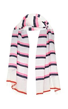 Berta Striped Beehive Scarf by Lemlem Lemlem, New Woman, Beehive, Sweaters, Collection, Shopping, Women, Fashion, Moda
