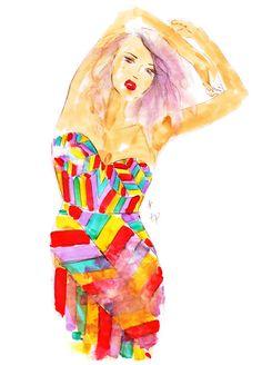 #fashionillustration #illustration #art