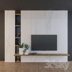 stylish Stylish Tv Wall Unit Ideas For Stunning Living Room Design Tv Unit Decor, Tv Wall Decor, Wall Panel Design, Tv Wall Design, Tv Wall Panel, Tv Cabinet Design, House Design, Bedroom Wall Units, Tv Unit For Bedroom