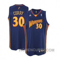 438d5f33d45 Stephen Curry Golden State Warriors  30 Throwback Blue Swingman Jersey New  Arrival