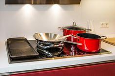Kochfeld, Induktion mit 5 Kochzonen, Grill und Wok Kitchen Aid Mixer, Kitchen Appliances, Grill, Wok, Crockpot, Slow Cooker, Best Husband, Cooking, Diy Kitchen Appliances