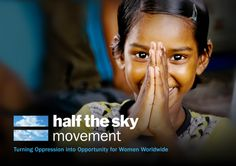 Half the Sky: Turning Oppression into Opportunity for Women Worldwide Half The Sky, Kenya Travel, Women Be Like, Oppression, Morality, Social Justice, The One, Girl Power, Feminism