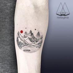 "2,082 curtidas, 10 comentários - MENTAT • GAMZE (@mentat_gamze) no Instagram: ""Enjoy the view..✌⛰#mountains #nature #view #sea #lake #boat #circle #tattoodo"""