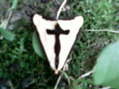 Cross moth. Beautiful.