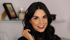 Question d'avoir un look festif pour les fêtes, Marie-France vous propose un maquillage complet et glamour!