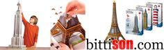 3 Boyutlu Puzzle Süper Fiyatlar ↓↓ Ürünlere Buradan Ulaşabilirsiniz ↓↓ http://www.bittison.com/search.html?tag=3d%20puzzle Evinizde şık bir dekorasyon olarak kullanabilir ya da puzzle oynamayı seven bir tanıdığınıza hediye edebilirsiniz. This Hashtags: #Kampanya #Kampanyalar #indirim #Alışveriş #Ucuz #Ucuzluk #EnUcuz #ÇokUcuz #Fırsat #Fırsatlar #Online #hediye #HemenAl #SatınAl #HızlıAl #Bitti #BittiSon #KapıdaÖde